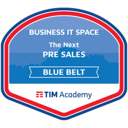 ca0be2bd5226 Business IT Space - Blue Belt - Ruolo Pre Sales - The Next